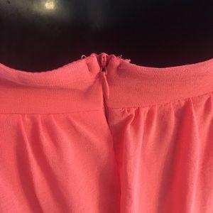 Lulu's Dresses - Lulu's Pink Maxi Backless Dress